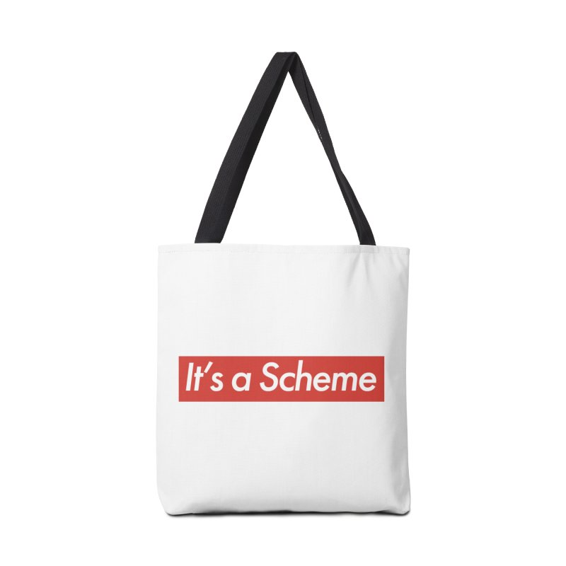 Supreme Scheme Accessories Bag by Mike Hampton's T-Shirt Shop