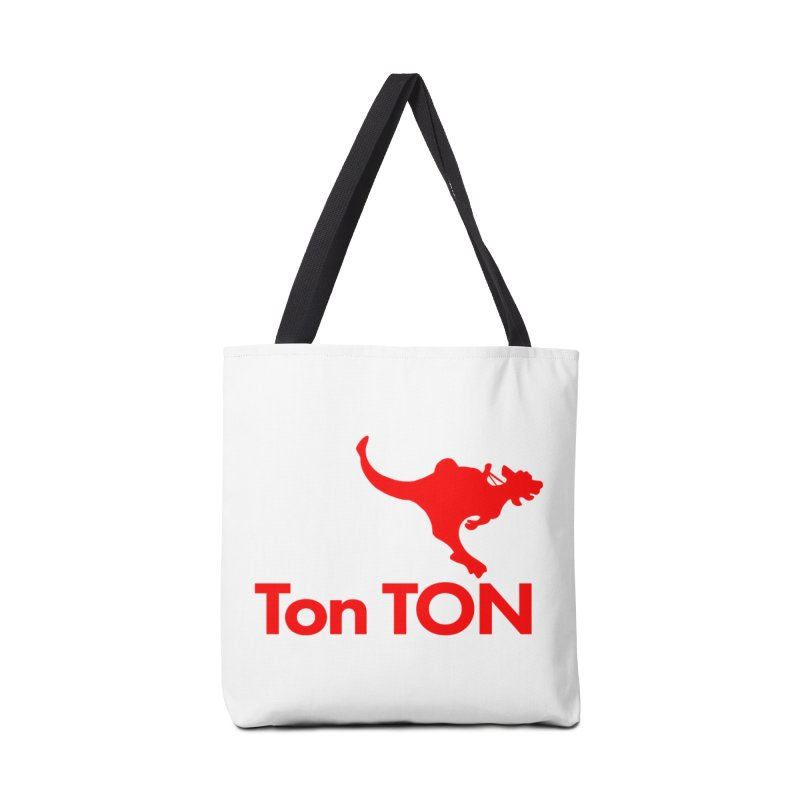Ton-TON Accessories Bag by Mike Hampton's T-Shirt Shop