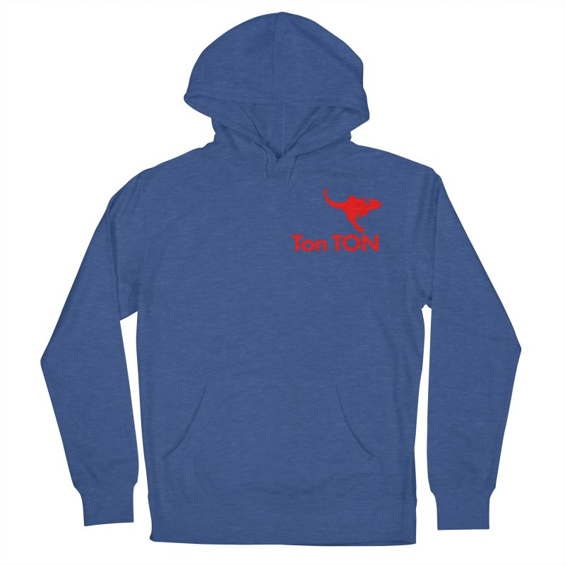 Ton-TON Women's Pullover Hoody by Mike Hampton's T-Shirt Shop