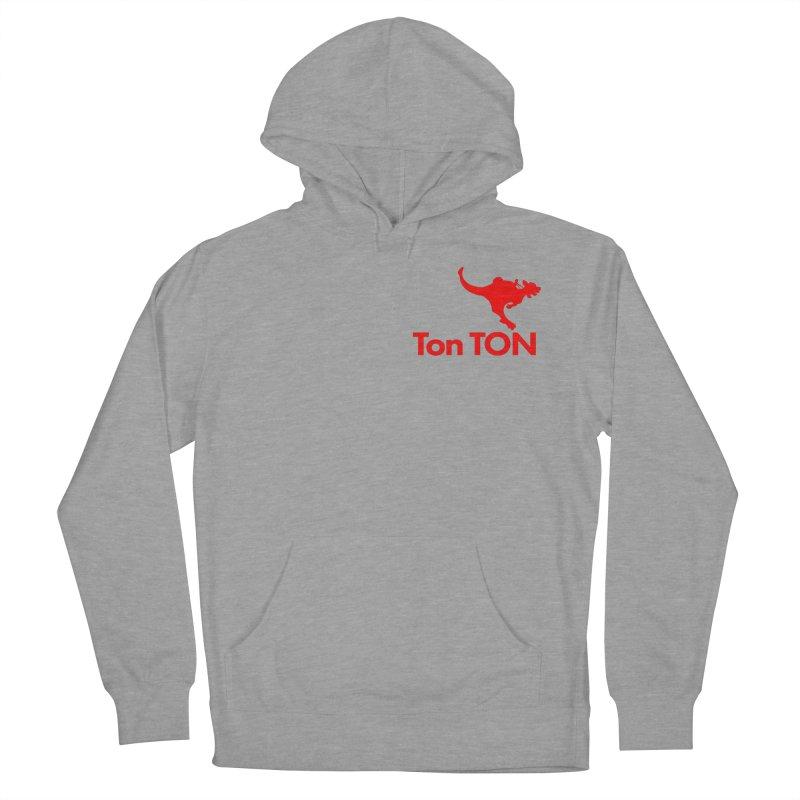 Ton-TON Women's Pullover Hoody by Mike Hampton's T-Shirt Shop