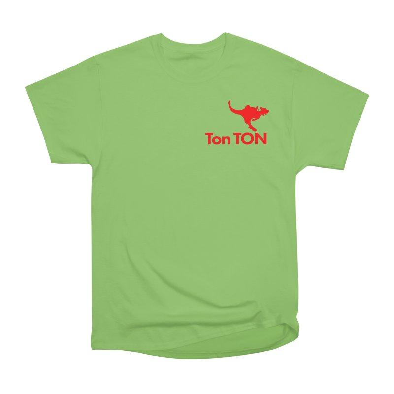 Ton-TON Women's Heavyweight Unisex T-Shirt by Mike Hampton's T-Shirt Shop