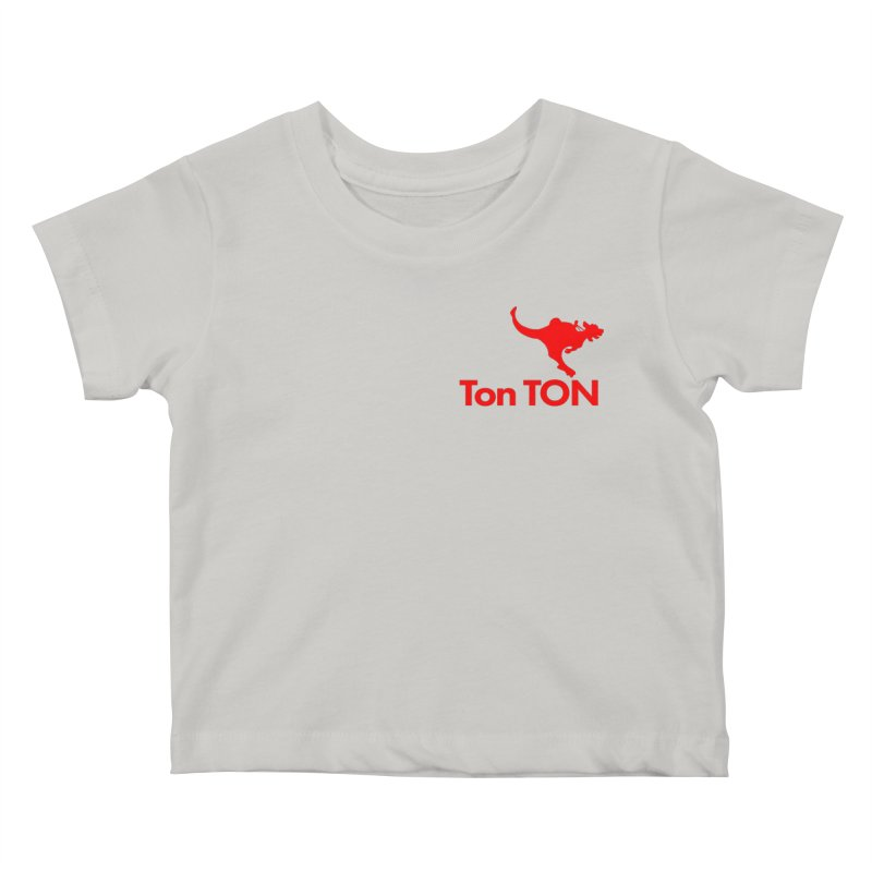 Ton-TON Kids Baby T-Shirt by Mike Hampton's T-Shirt Shop