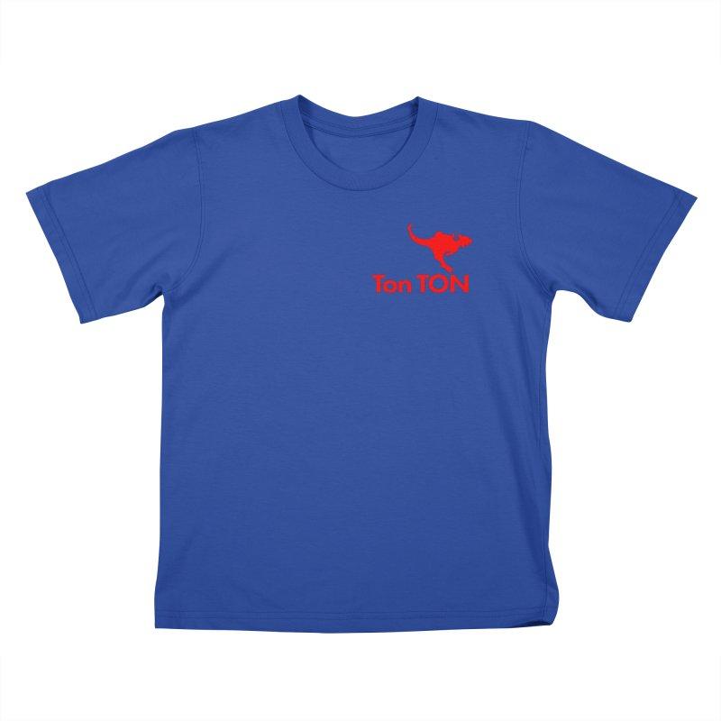 Ton-TON Kids  by Mike Hampton's T-Shirt Shop