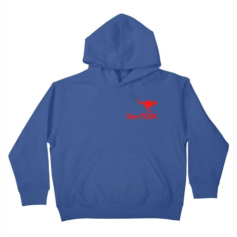 Ton-TON Kids Pullover Hoody by Mike Hampton's T-Shirt Shop