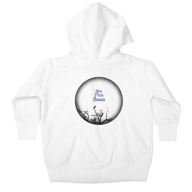 Fabled Pica Kids Baby Zip-Up Hoody by The Pica Beats