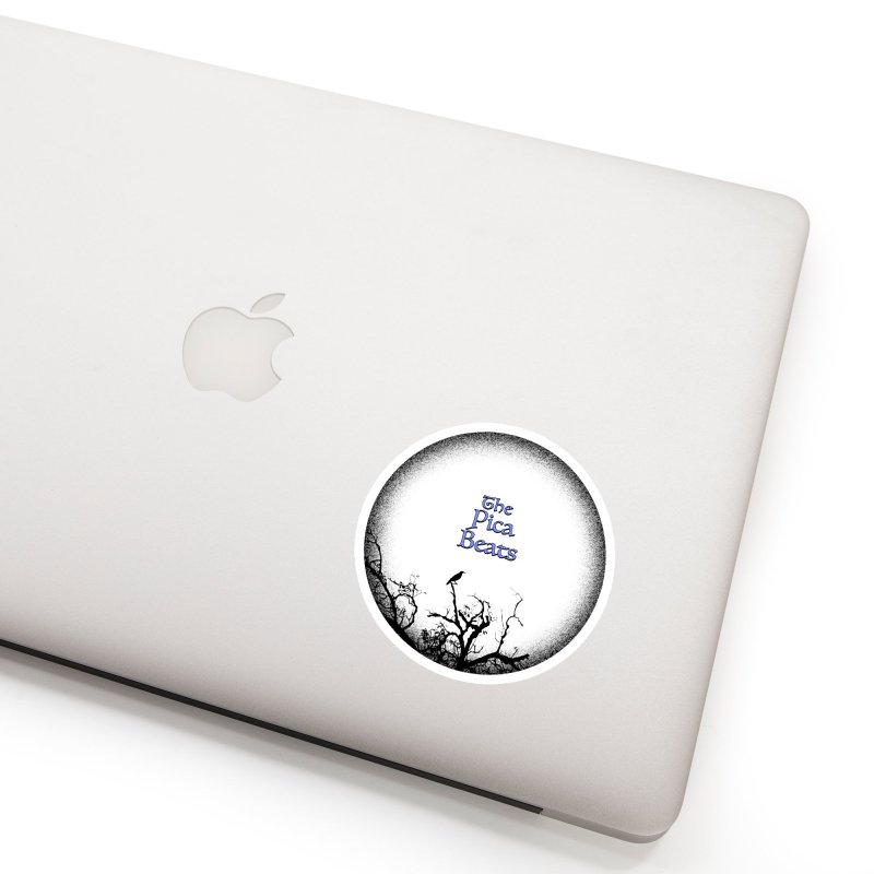 Fabled Pica Accessories Sticker by The Pica Beats