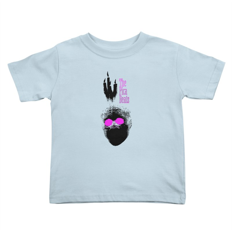 Candleman Kids Toddler T-Shirt by The Pica Beats