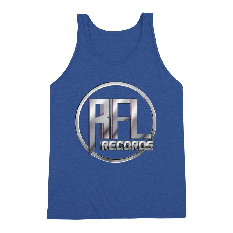 RFL Records Men's Tank by The RFL Records Shop