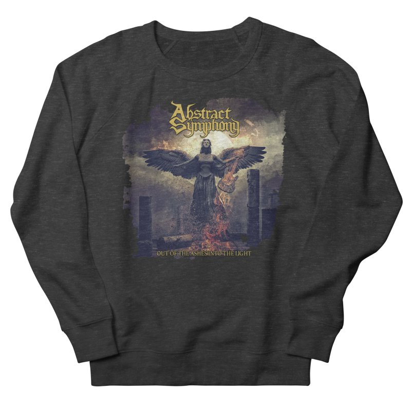 """Abstract Symphony - """"Out Of The Ashes Into The Light"""" Women's Sweatshirt by The RFL Records Shop"""