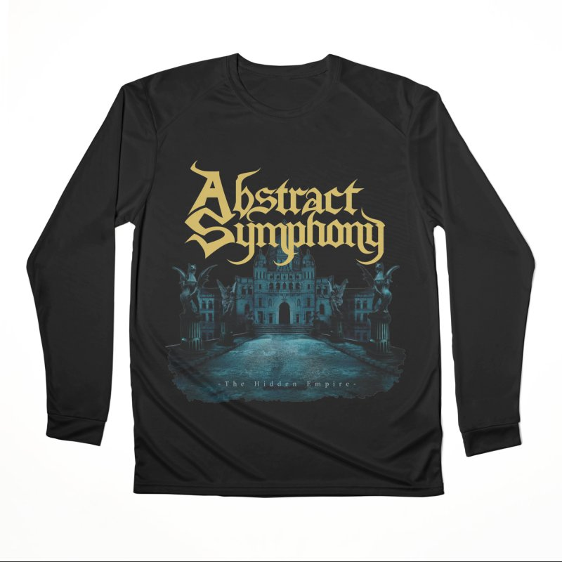 """Abstract Symphony """"The Hidden Empire"""" Men's Longsleeve T-Shirt by The RFL Records Shop"""