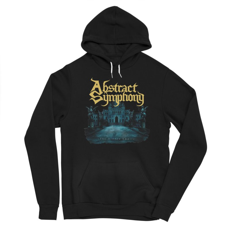 """Abstract Symphony """"The Hidden Empire"""" Women's Pullover Hoody by The RFL Records Shop"""