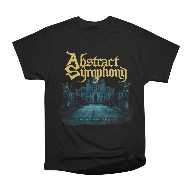 "Abstract Symphony ""The Hidden Empire"" Men's T-Shirt by The RFL Records Shop"