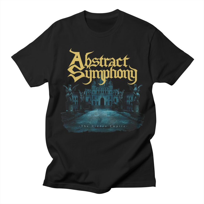 """Abstract Symphony """"The Hidden Empire"""" Men's T-Shirt by The RFL Records Shop"""