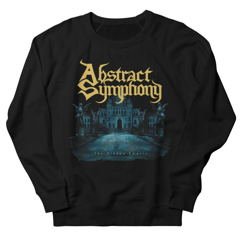 """Abstract Symphony """"The Hidden Empire"""" Women's Sweatshirt by The RFL Records Shop"""