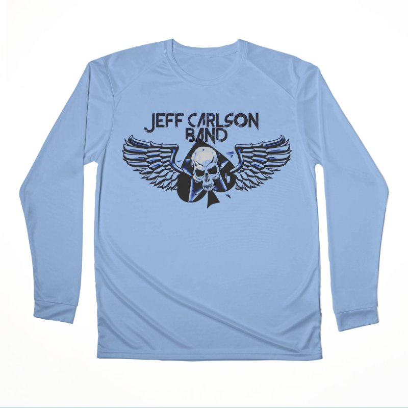 "Jeff Carlson Band ""Logo"" Men's Longsleeve T-Shirt by The RFL Records Shop"