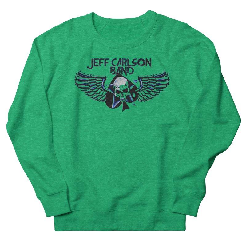 "Jeff Carlson Band ""Logo"" Women's Sweatshirt by The RFL Records Shop"