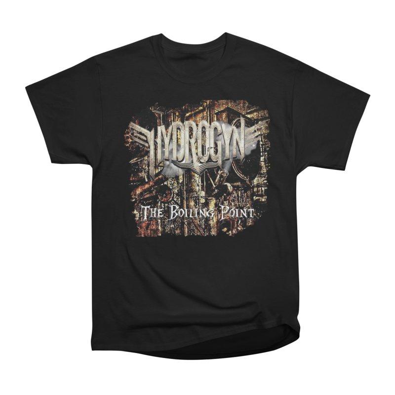 "Hydrogyn ""The BoilingPoint"" Album Art Men's T-Shirt by The RFL Records Shop"
