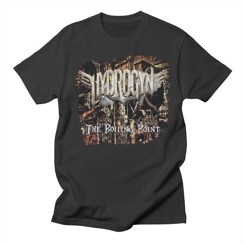 "Hydrogyn ""The BoilingPoint"" Album Art Men's T-Shirt by The RFL Records Shop"