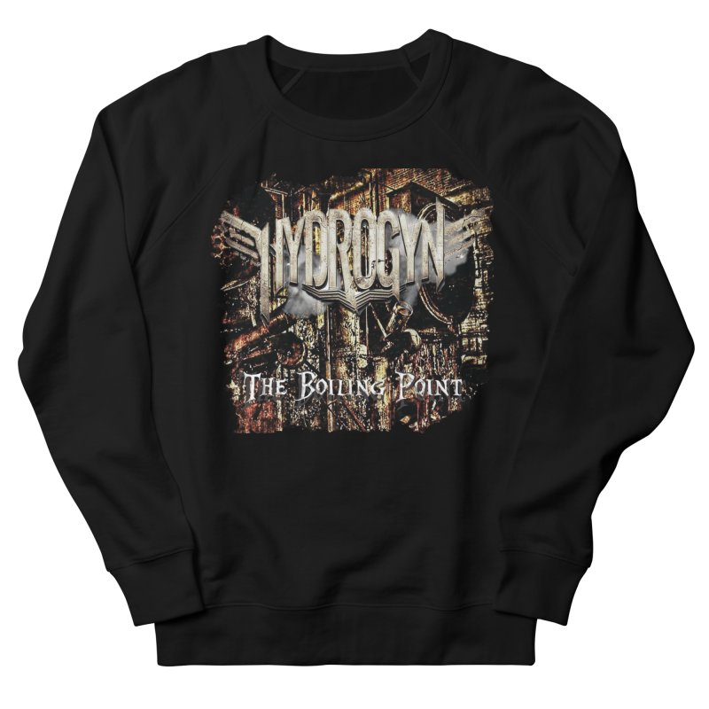 "Hydrogyn ""The BoilingPoint"" Album Art Women's Sweatshirt by The RFL Records Shop"