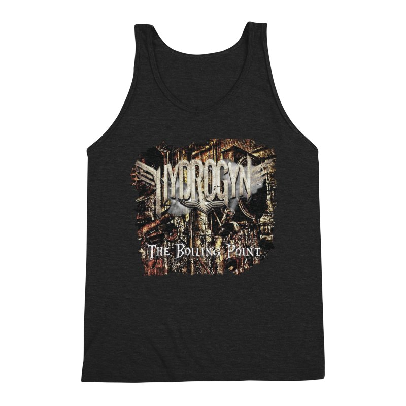 """Hydrogyn """"The BoilingPoint"""" Album Art Men's Tank by The RFL Records Shop"""