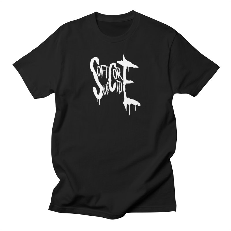 Softcore Suicide - Logo Men's T-Shirt by The RFL Records Shop