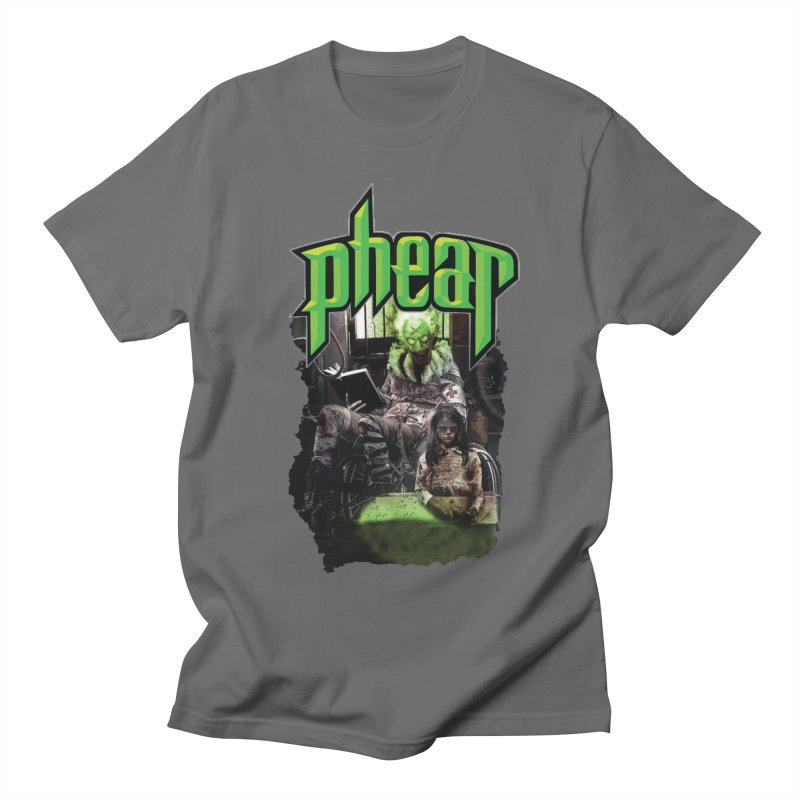 PHEAR - Insanitarium Album Cover Men's T-Shirt by The RFL Records Shop
