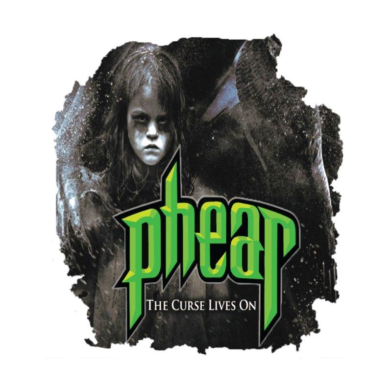 PHEAR - The Curse Lives On - Album Art Men's T-Shirt by The RFL Records Shop