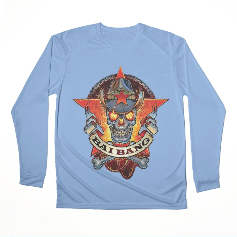 Bai Bang - Logo Men's Longsleeve T-Shirt by The RFL Records Shop