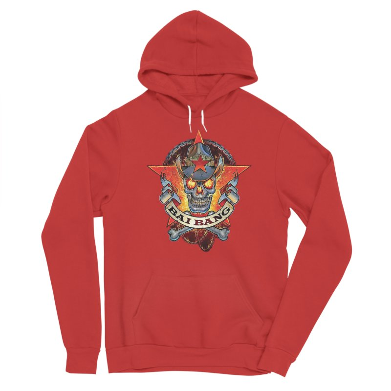 Bai Bang - Logo Women's Pullover Hoody by The RFL Records Shop