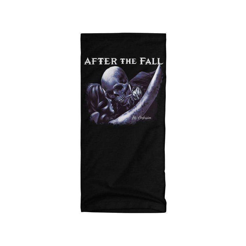 """After The Fall """"My Confession"""" Album Art Accessories Neck Gaiter by The RFL Records Shop"""