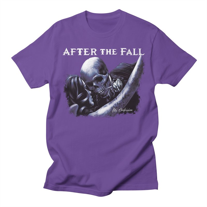 """After The Fall """"My Confession"""" Album Art Men's T-Shirt by The RFL Records Shop"""