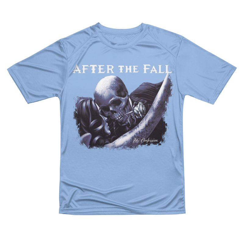 """After The Fall """"My Confession"""" Album Art Women's T-Shirt by The RFL Records Shop"""