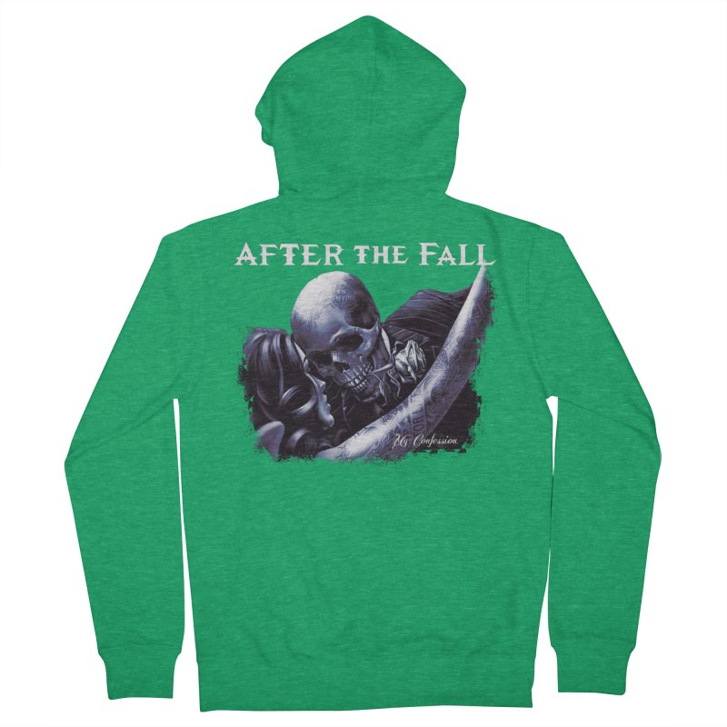 """After The Fall """"My Confession"""" Album Art Men's Zip-Up Hoody by The RFL Records Shop"""