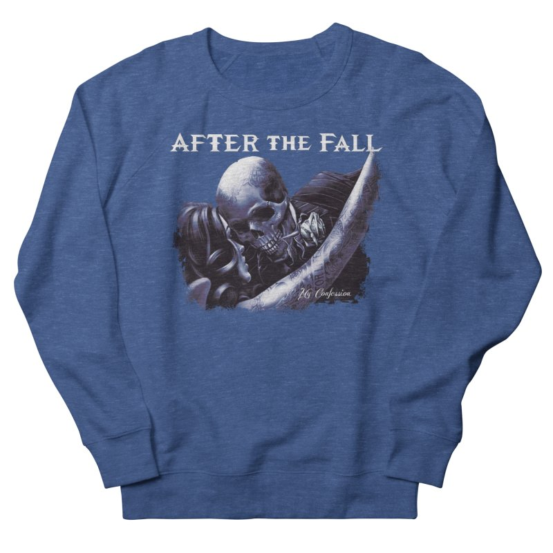 """After The Fall """"My Confession"""" Album Art Men's Sweatshirt by The RFL Records Shop"""