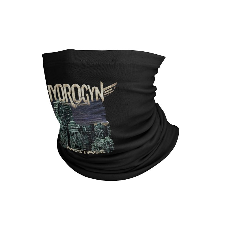 """Hydrogyn """"Hostage"""" Single Art Accessories Neck Gaiter by The RFL Records Shop"""