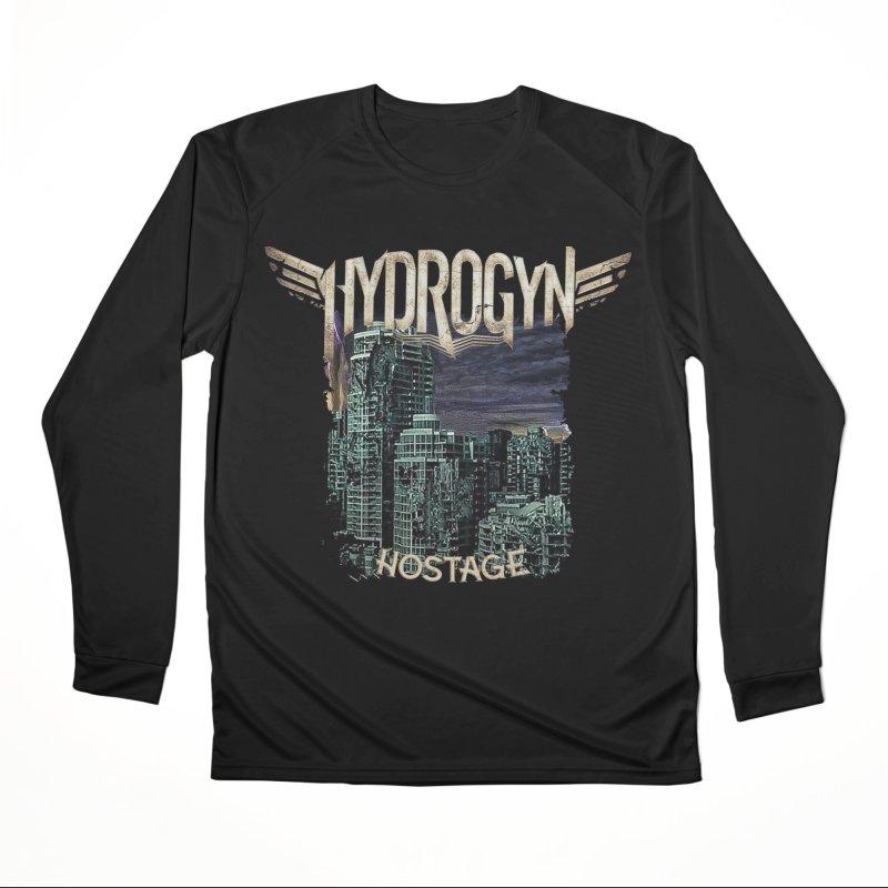 "Hydrogyn ""Hostage"" Single Art Men's Longsleeve T-Shirt by The RFL Records Shop"