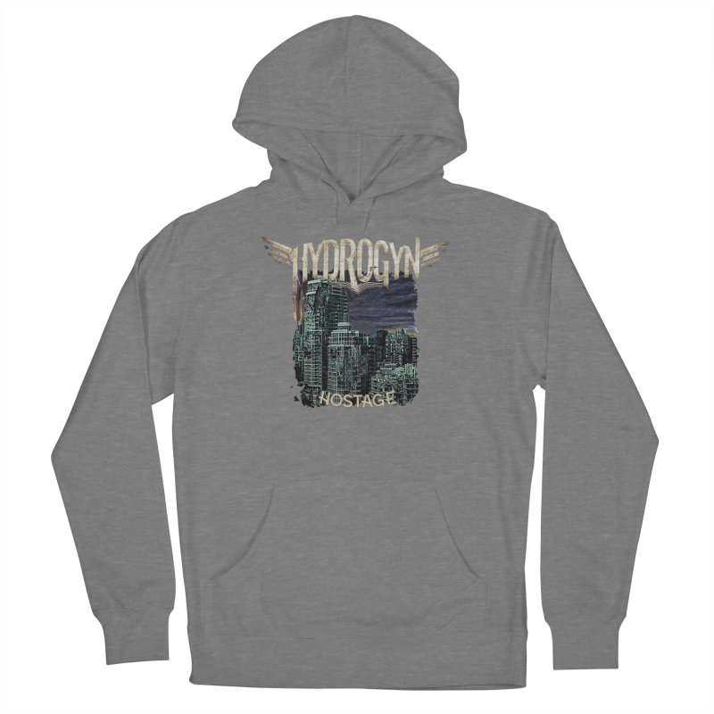 """Hydrogyn """"Hostage"""" Single Art Women's Pullover Hoody by The RFL Records Shop"""