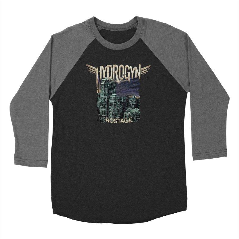 """Hydrogyn """"Hostage"""" Single Art Women's Longsleeve T-Shirt by The RFL Records Shop"""