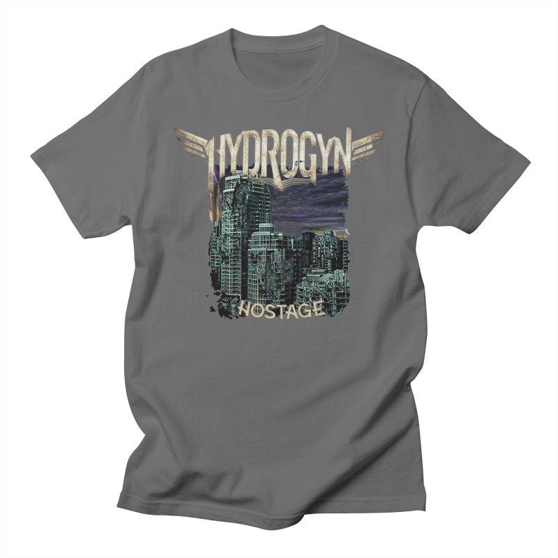 "Hydrogyn ""Hostage"" Single Art Men's T-Shirt by The RFL Records Shop"