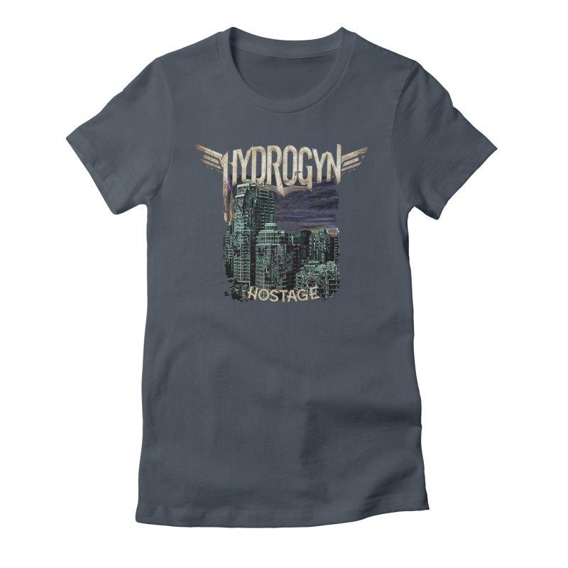 "Hydrogyn ""Hostage"" Single Art Women's T-Shirt by The RFL Records Shop"