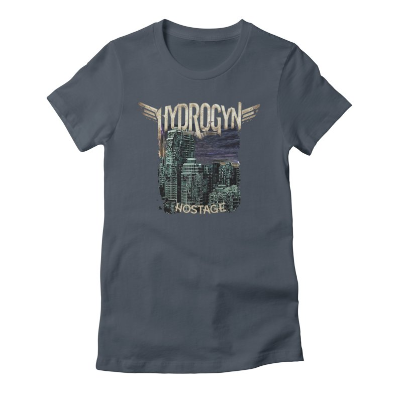 "Hydrogyn ""Hostage"" Single Art Women's T-Shirt by The RFL Records Shop"