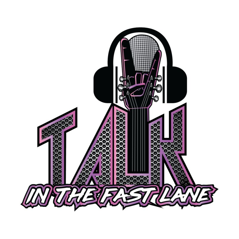 Talk In The FastLane Logo Women's Pullover Hoody by The RFL Records Shop