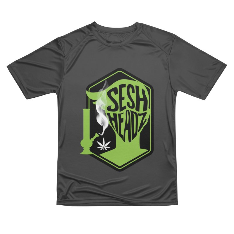 SeshHeads Logo shirt Women's Performance Unisex T-Shirt by The SeshHeadz's Artist Shop