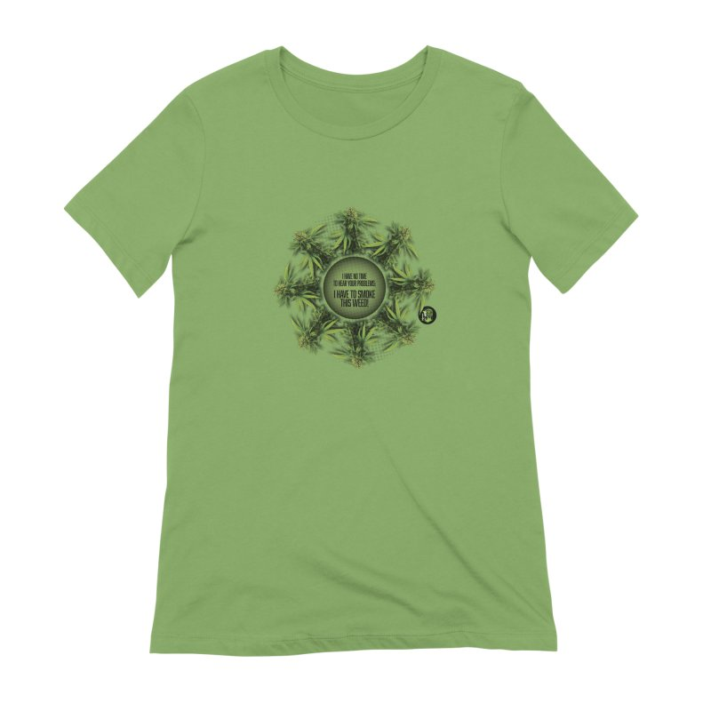 No time Women's Extra Soft T-Shirt by The SeshHeadz's Artist Shop
