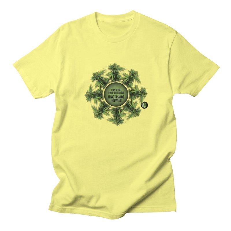 No time Men's Regular T-Shirt by The SeshHeadz's Artist Shop