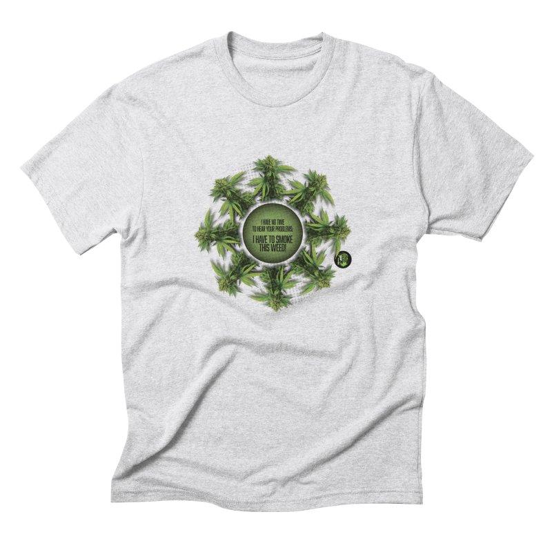 No time Men's Triblend T-Shirt by The SeshHeadz's Artist Shop