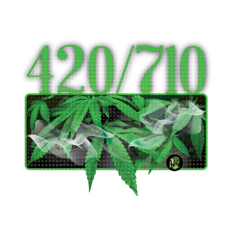 420/710 Men's T-Shirt by The SeshHeadz's Artist Shop
