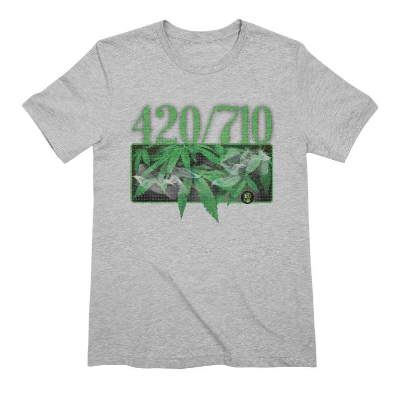420/710 Men's Extra Soft T-Shirt by The SeshHeadz's Artist Shop