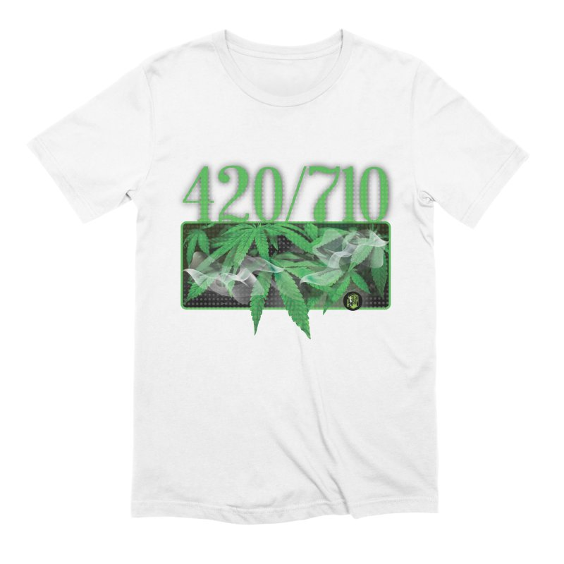 420/710 Men's Extra Soft T-Shirt by The SeshHeadz's Artist Shop