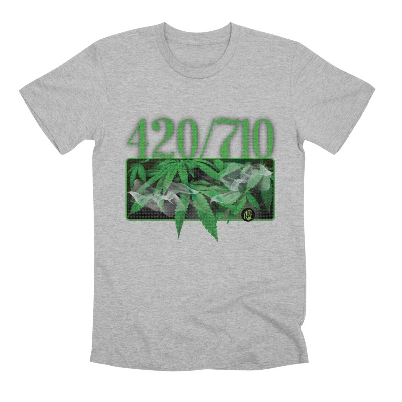 420/710 Men's Premium T-Shirt by The SeshHeadz's Artist Shop